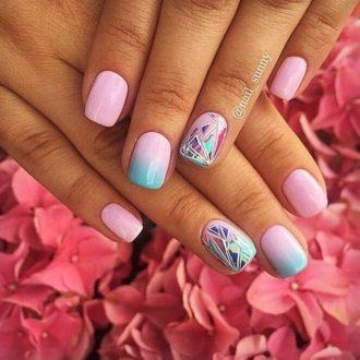 биохромные ногти