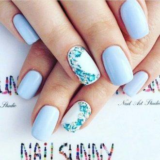 декорированные ногти