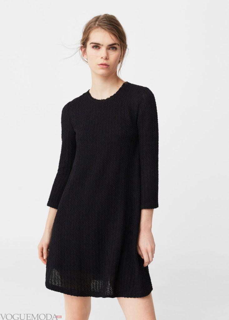 платье короткое 2019 2020 года