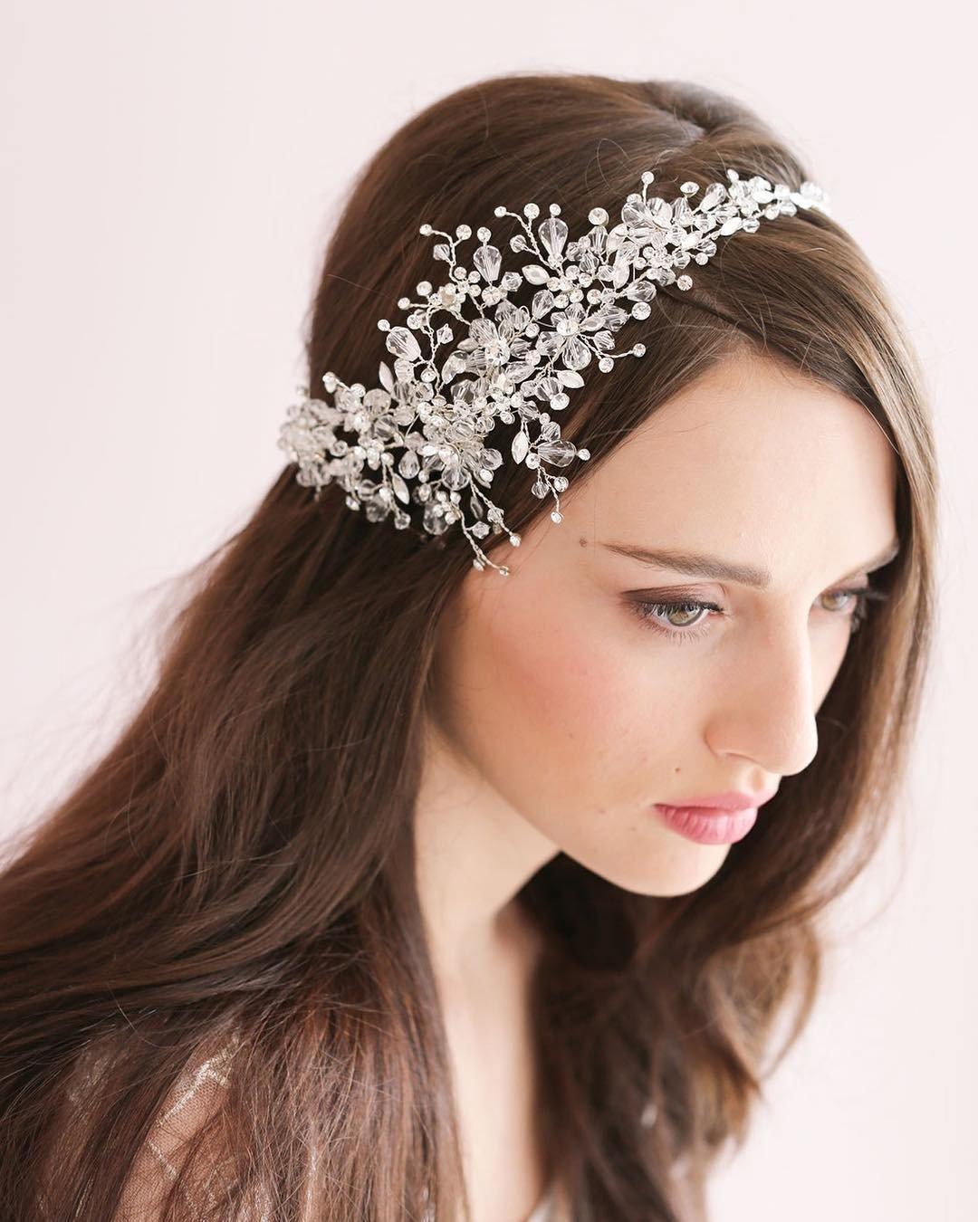 Аксессуары для волос свадебные своими руками