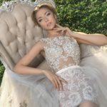 Свадебная мода 2018 года: цвета, аксессуары, платья, прически.