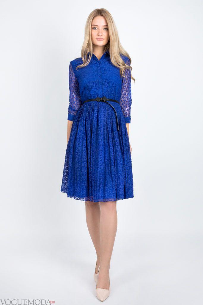 платье 2019 2020 беби долл модное