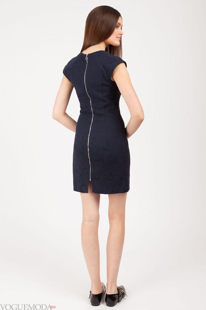 модное платье 2019 2020 с замком