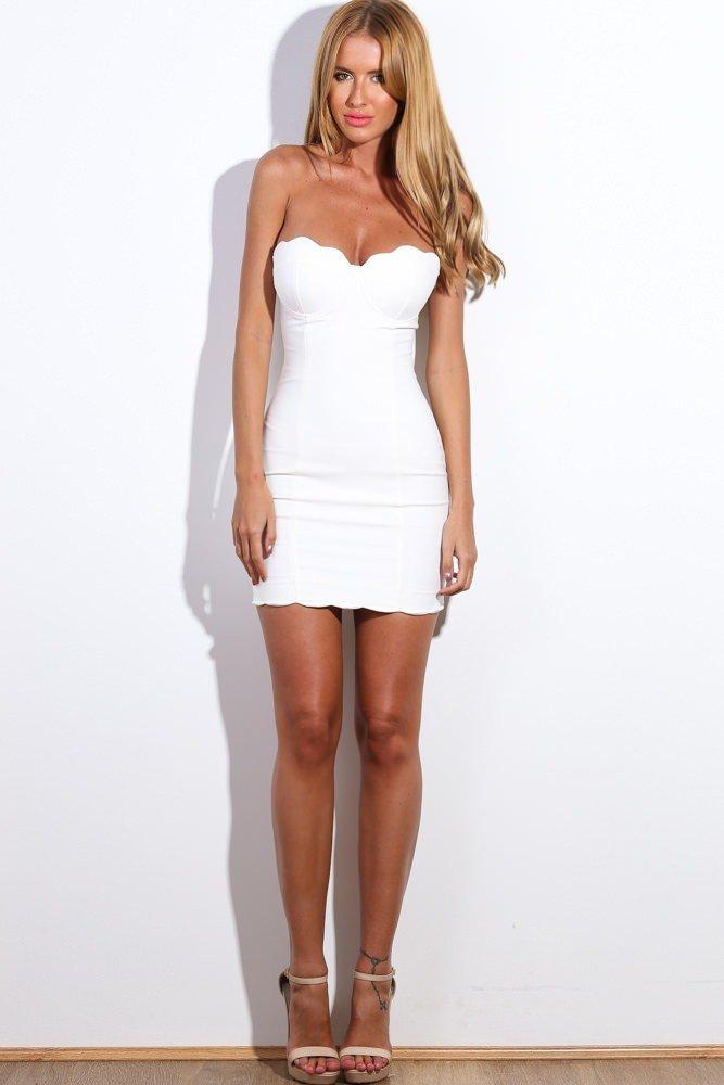платье белое 2020