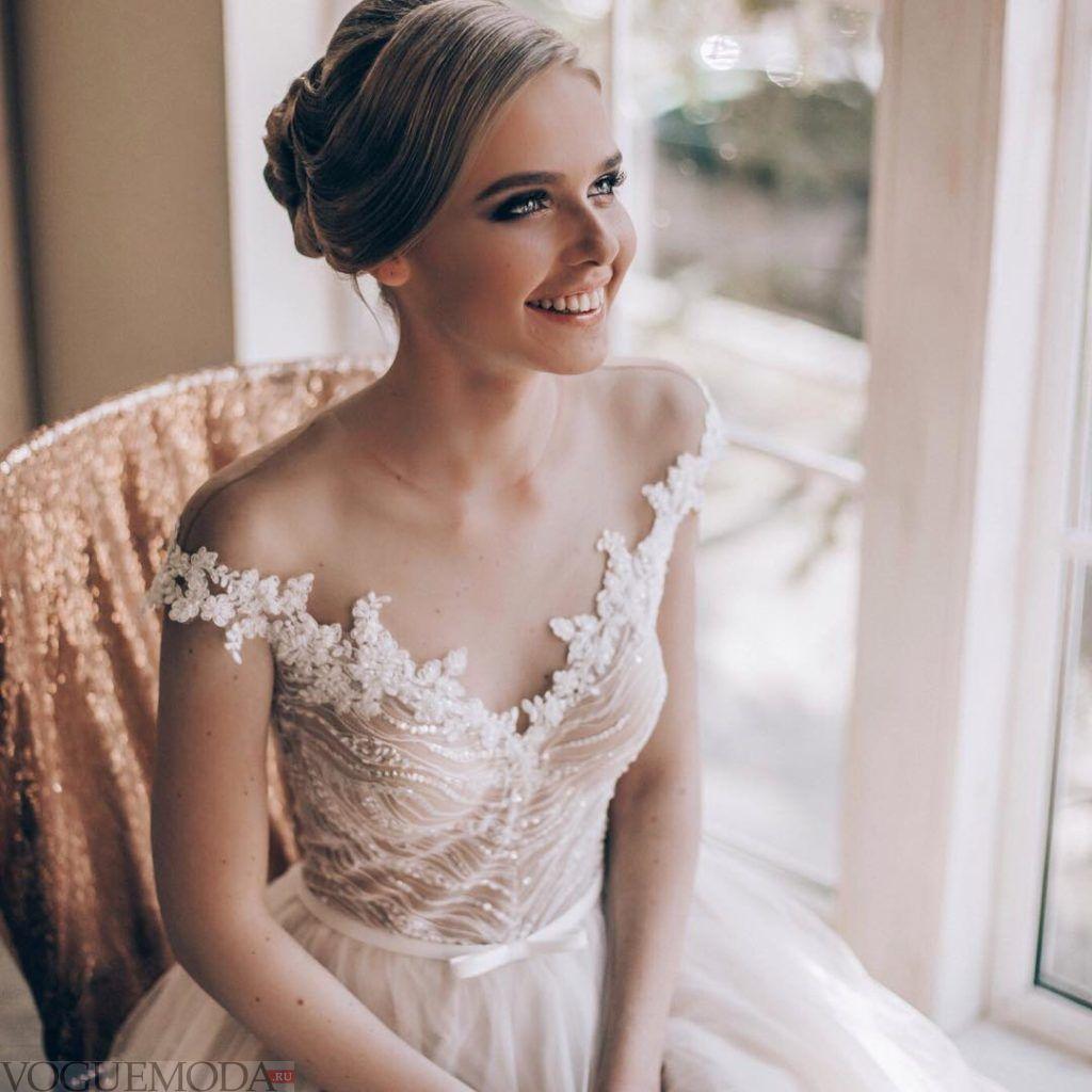 Свадебная мода 2018 года: тенденции, фото, новинки