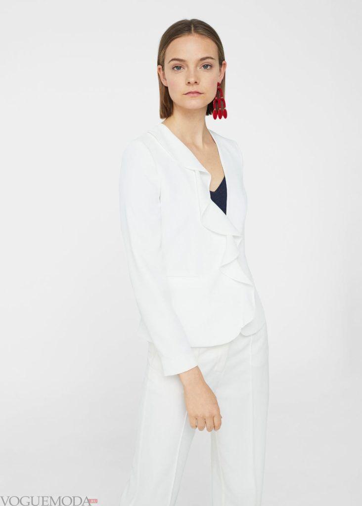 базовый гардероб пиджак
