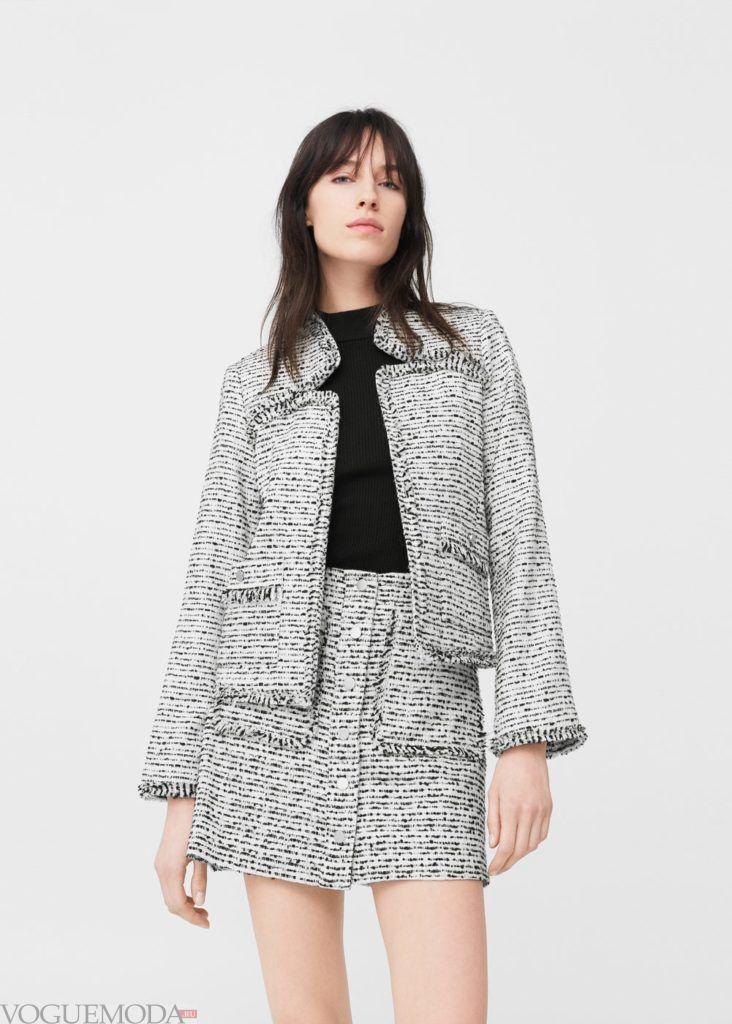 базовый гардероб пиджак серый
