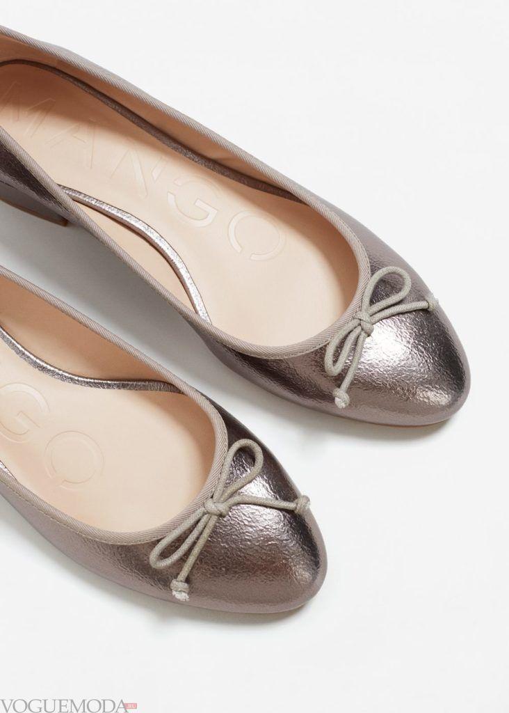 базовый гардероб туфли с бантиками