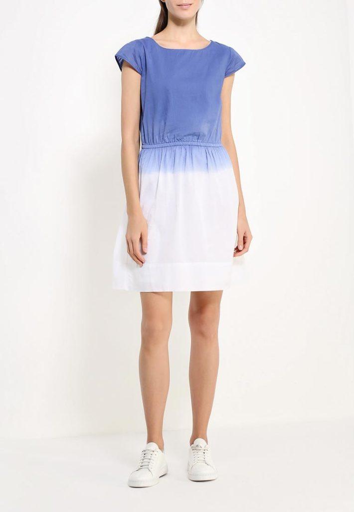 базовый гардероб на лето 2020 года - летнее платье