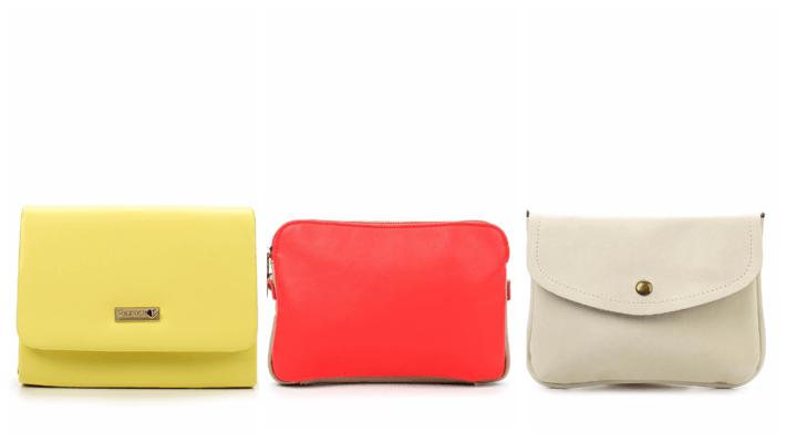 летние сумки клатч