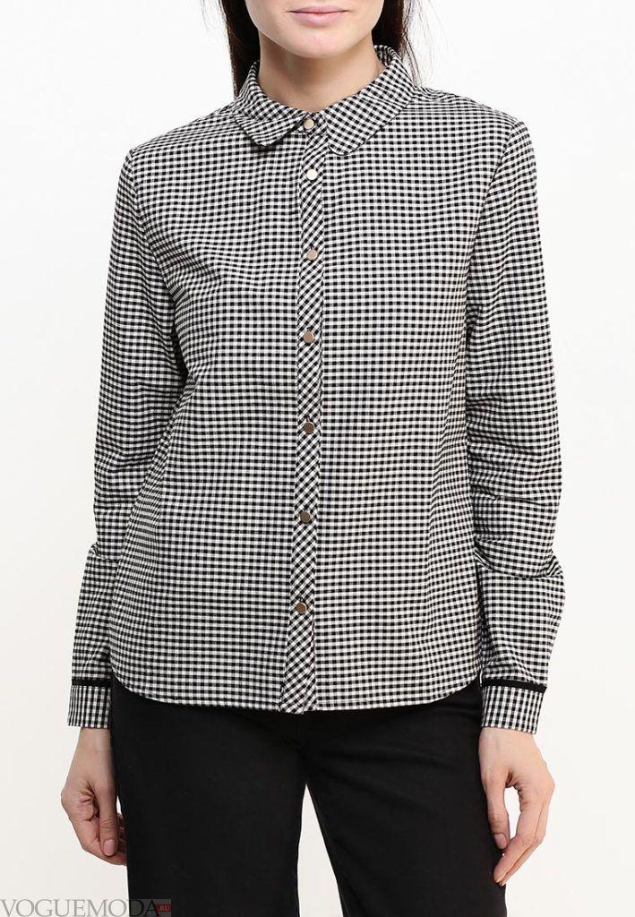 блузка унисекс серая