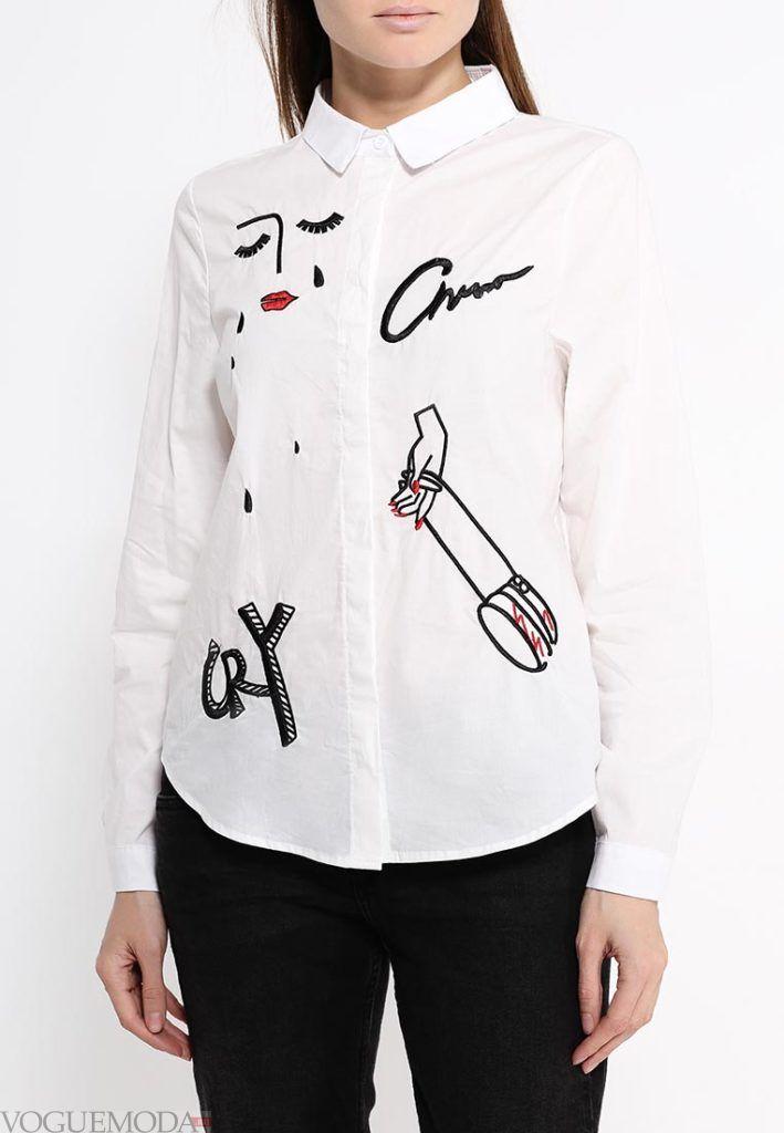 блузка унисекс с рисунком