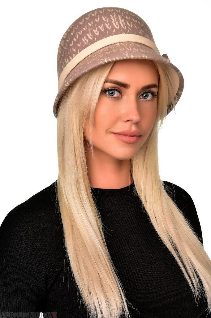 Головные уборы осень зима 2020 2021: модная шляпка