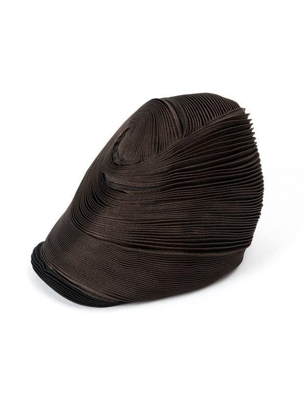 жокейский котелок темный