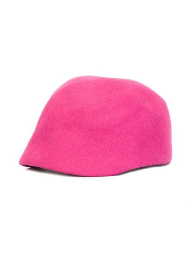 кепка розовая