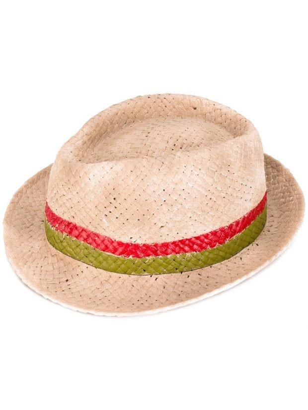 ковбойская шляпа светлая