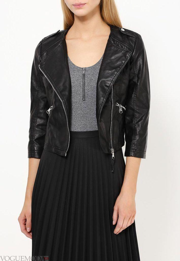 куртка косуха короткий рукав