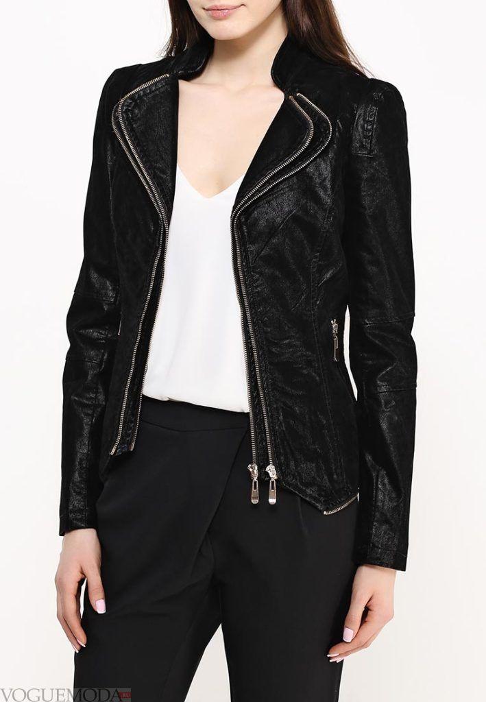 куртки косухи: с замками