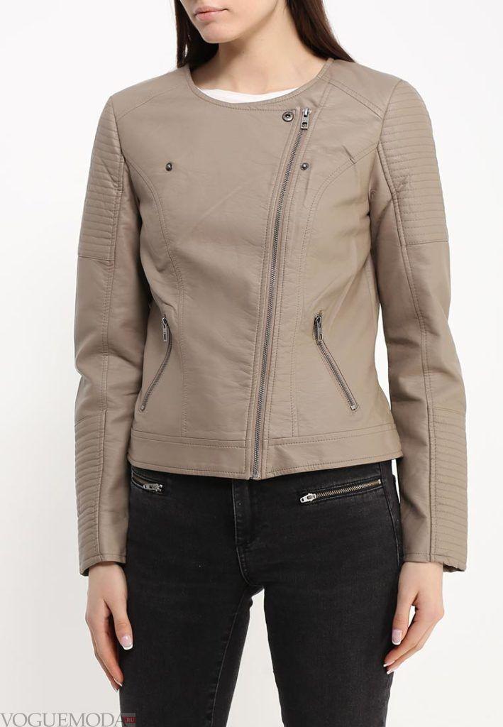 куртки косухи: мокко