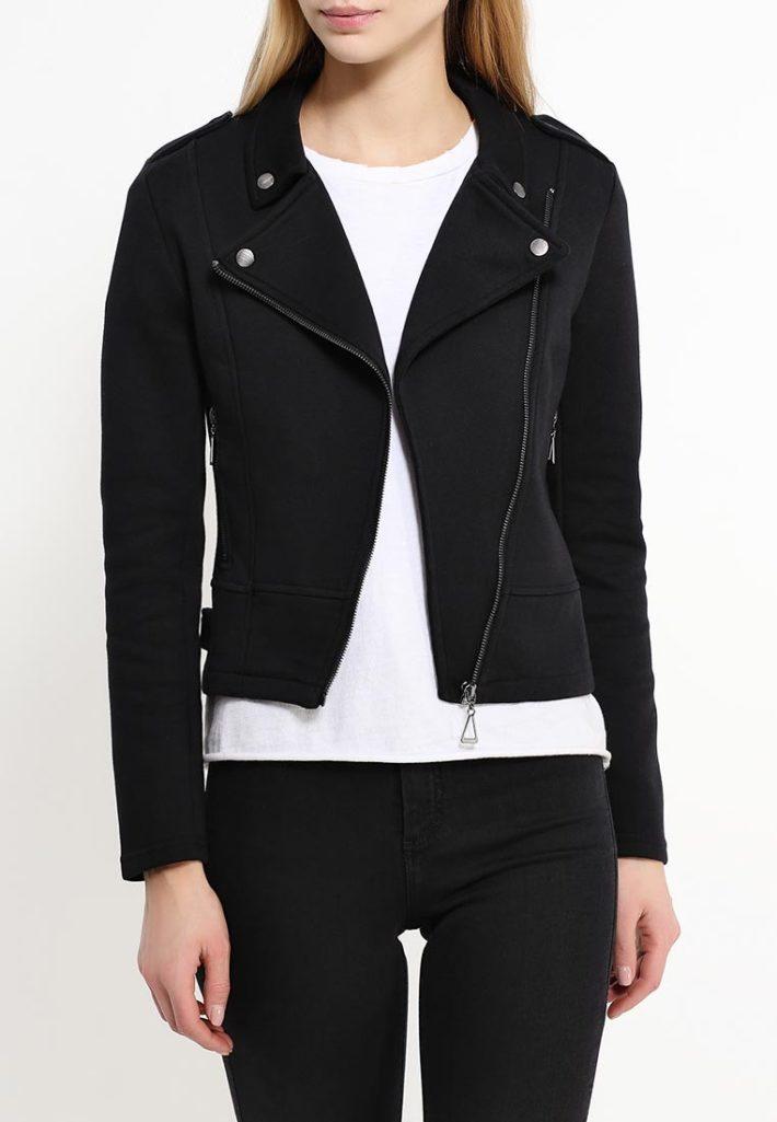 куртка косуха из ткани