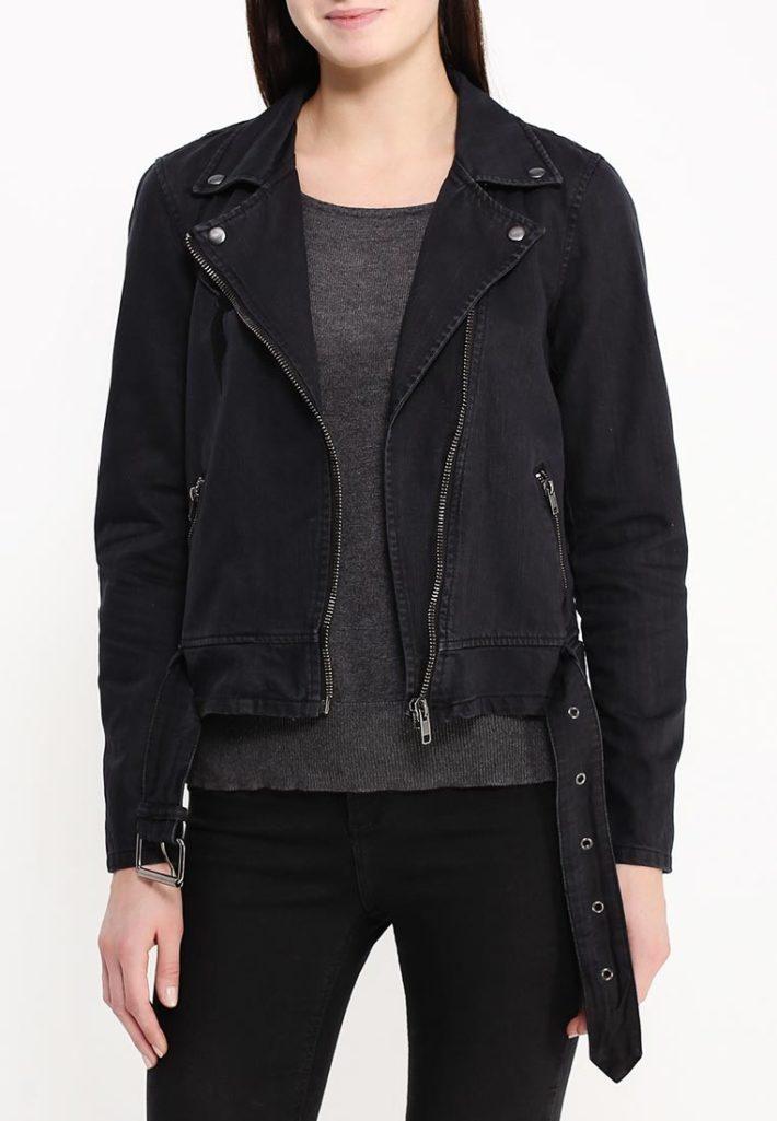 куртка косуха джинс