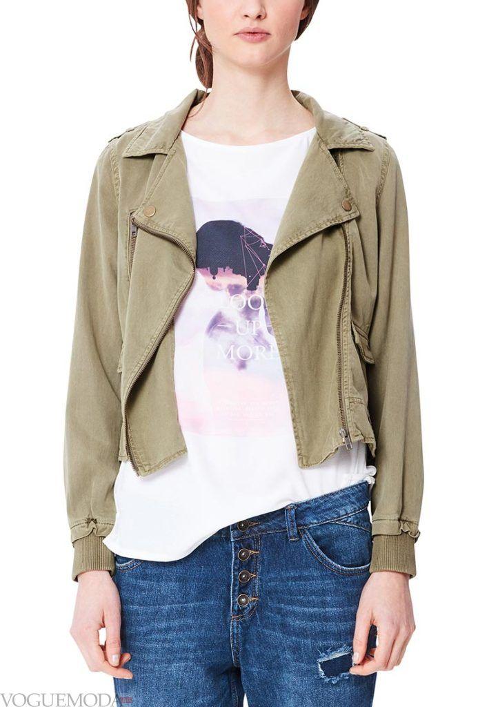 куртка косуха джинсовая
