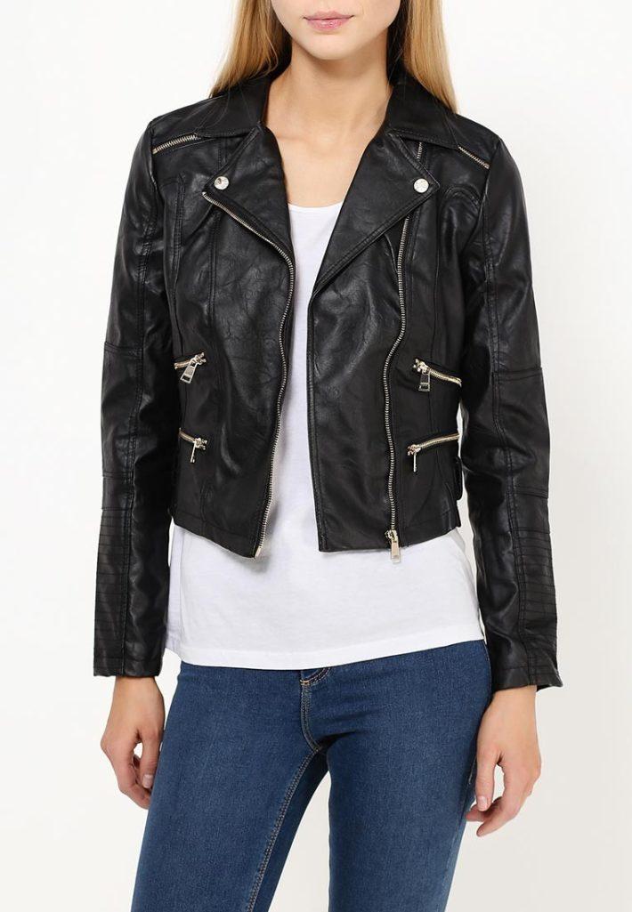 куртки косухи: с двумя замками