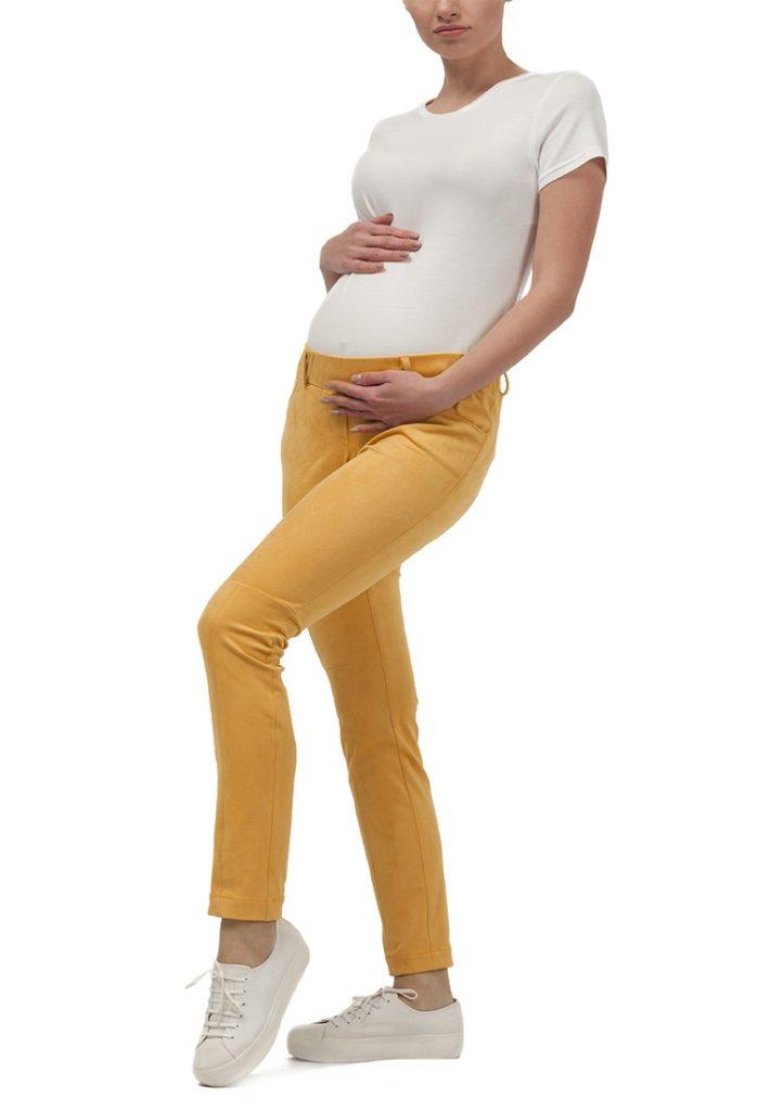 брюки для беременных скинни