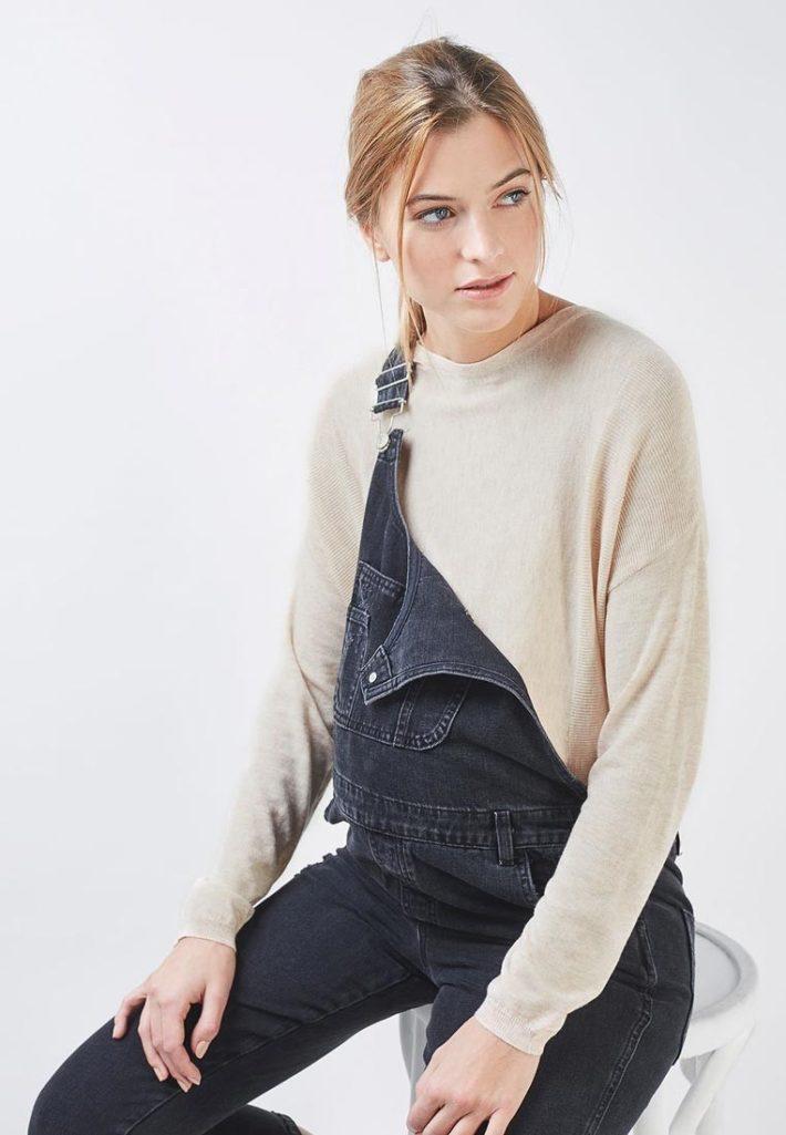 свитер для беременных