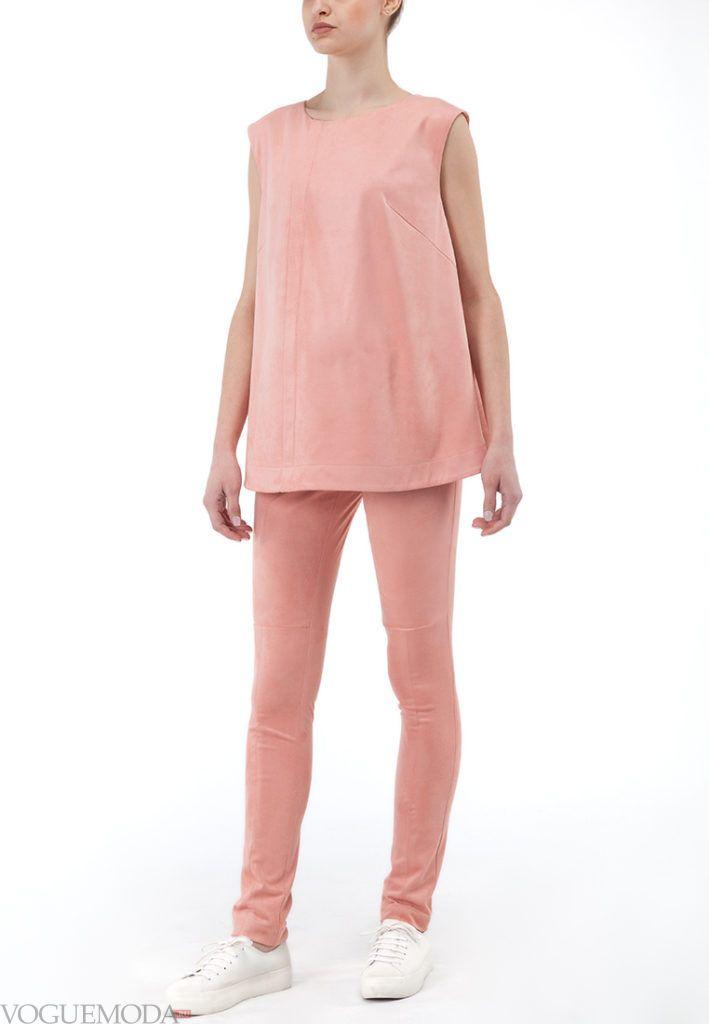 лук для беременных розовый