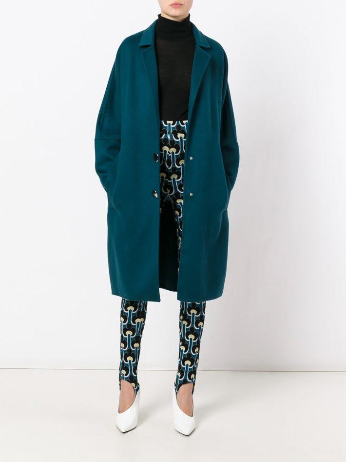 Модные тенденции осень зима 2019 2020: брюки с принтом