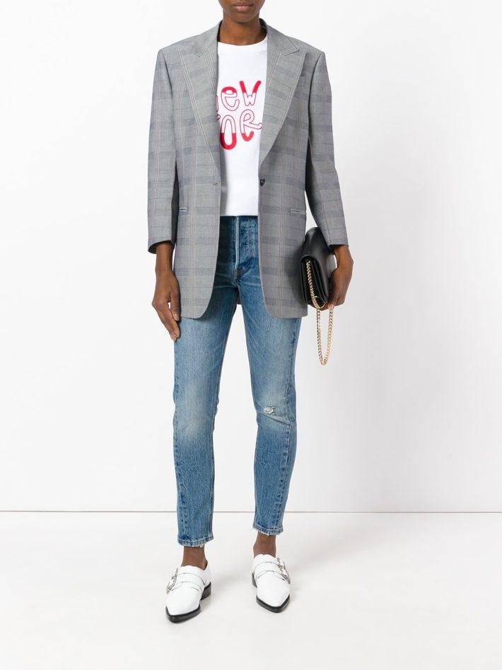 Модные тенденции осень зима 2019 2020: джинсы скинни