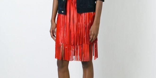 Завораживающие женские юбки осень зима 2020 2021: модные тенденции