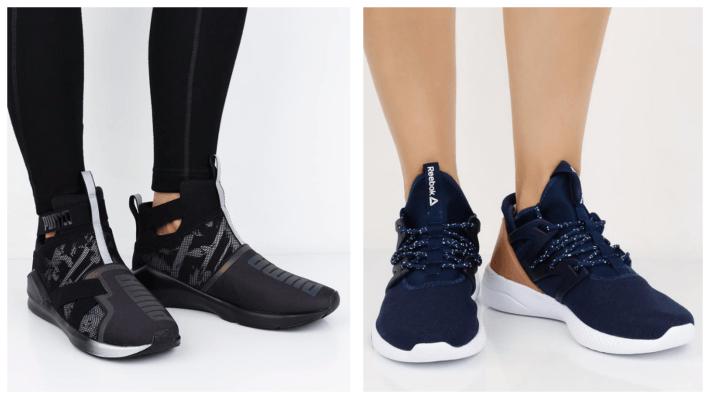 высокие кроссовки темные