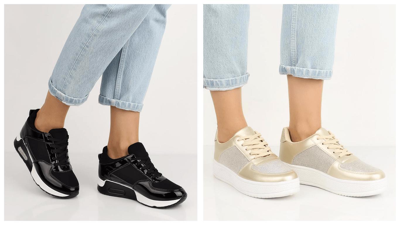 d8daf015 черно-золотые кроссовки на платформе весна лето 2019. модные кроссовки  разноцветные ...