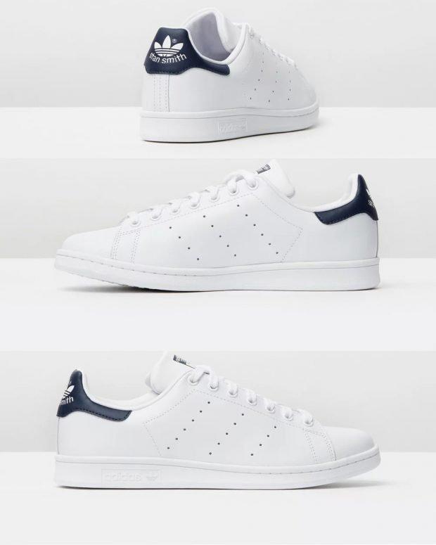 женские кроссовки 2021: белые adidas originals stan smith