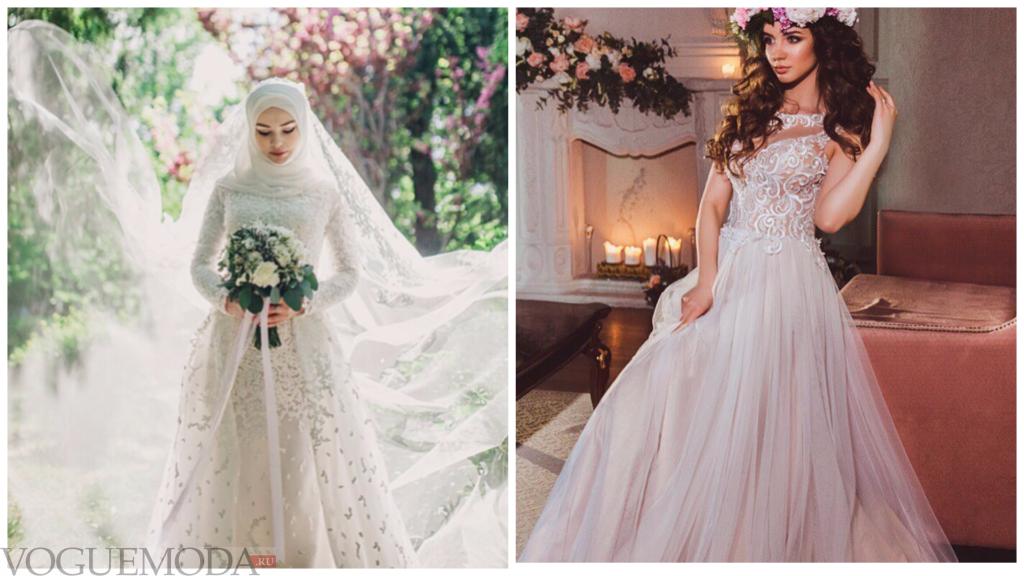 свадебное платье разных народов