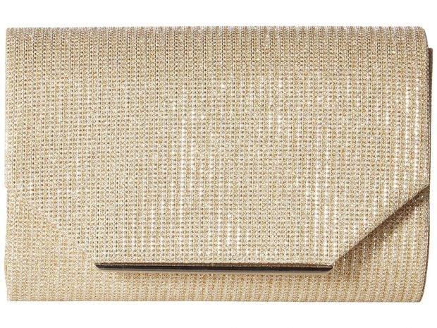 золотая сумочка с камнями
