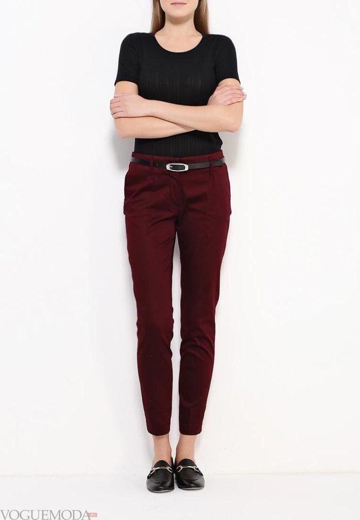 брюки классика осень зима