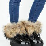 Зимняя женская обувь 2018 2019