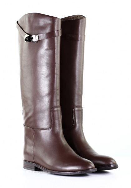 сапоги зимние кожаные без каблука