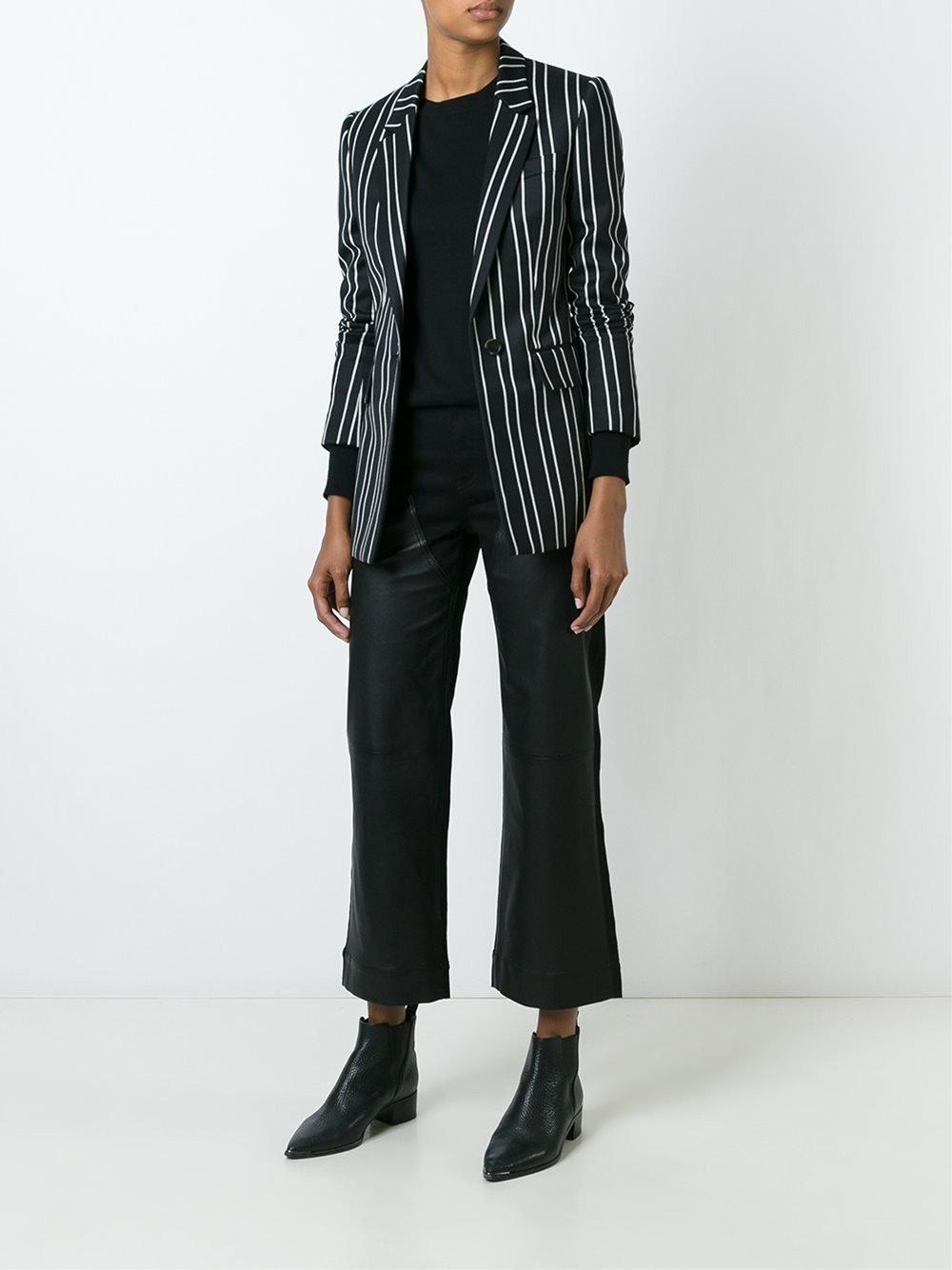 Модные женские брюки 2019: тенденции фото с показов осень-зима
