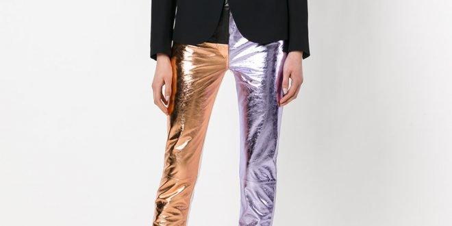 Женские брюки осень зима 2020 2021