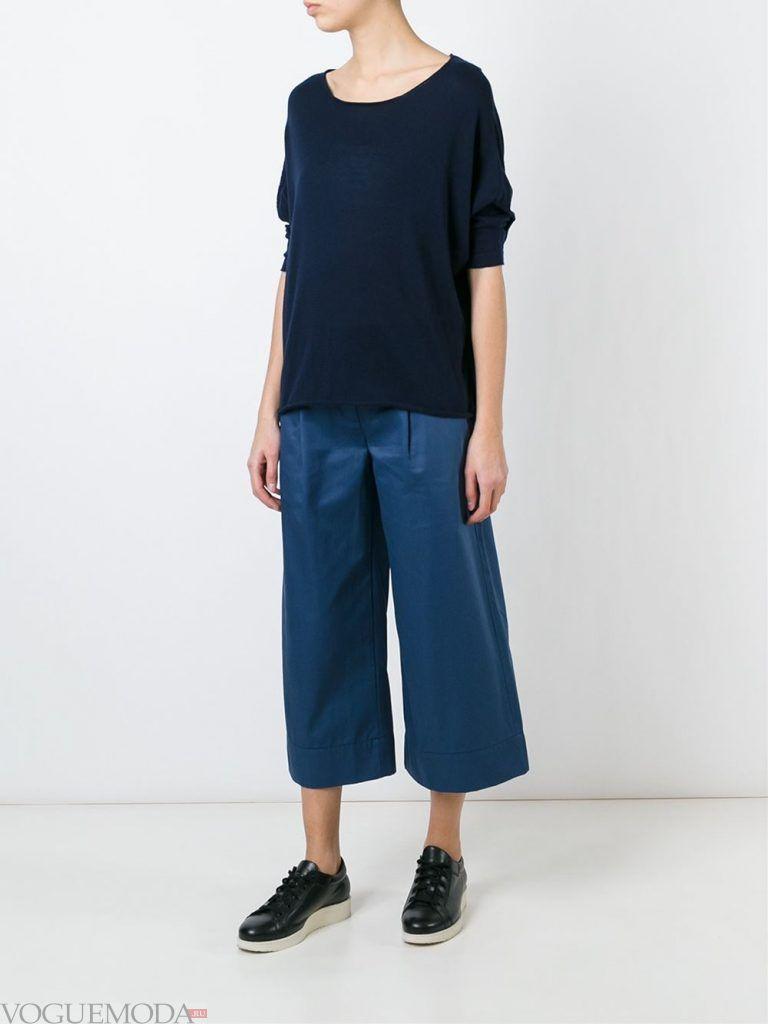 женские брюки короткие