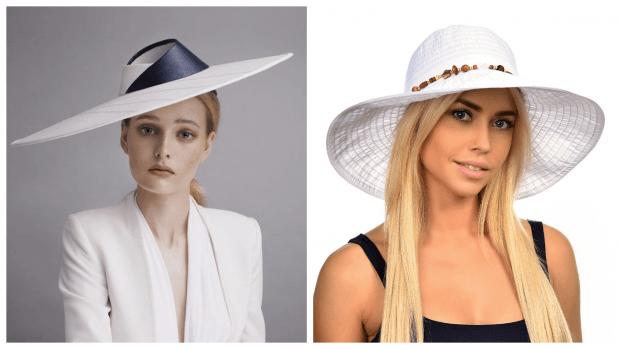 модный лук шляпы