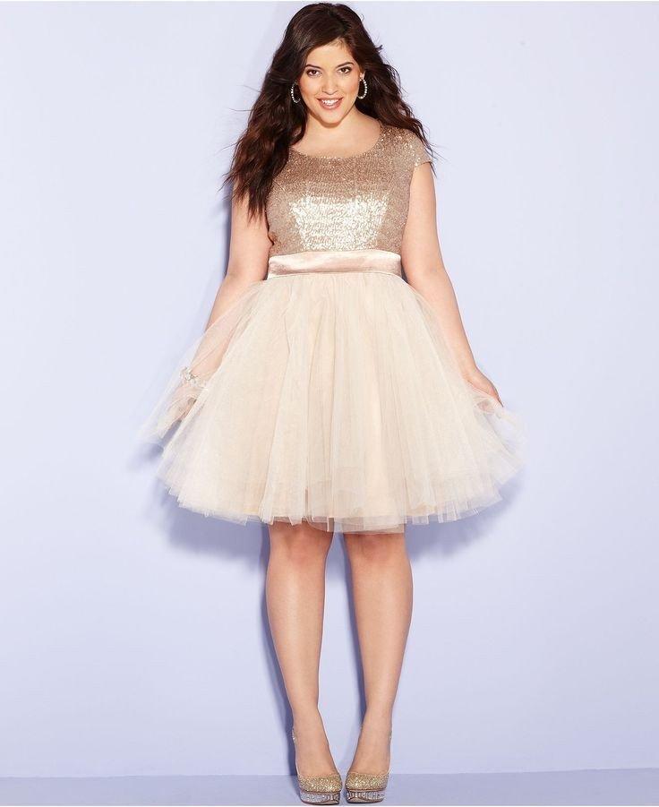 красивое платье на выпускной пышное