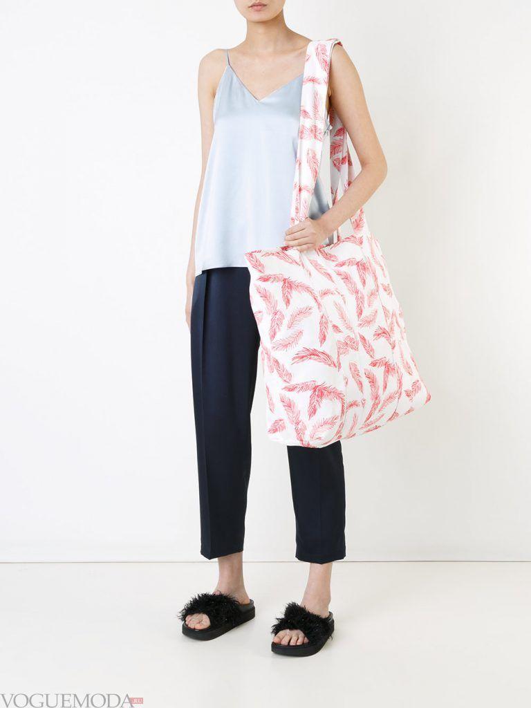 пляжная сумка большая