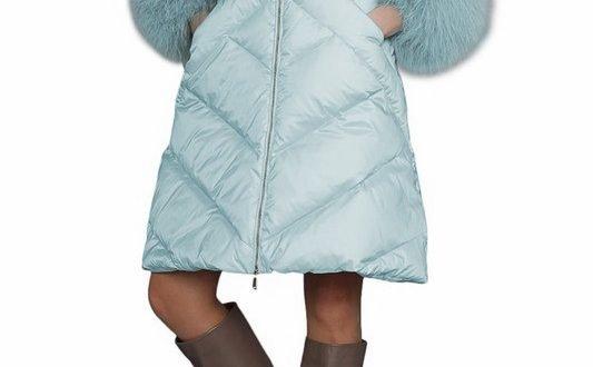 Пуховики с чем носить зимой 2019 фото