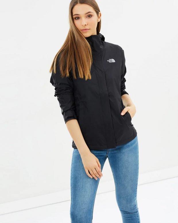 легкая спортивная куртка под джинсы