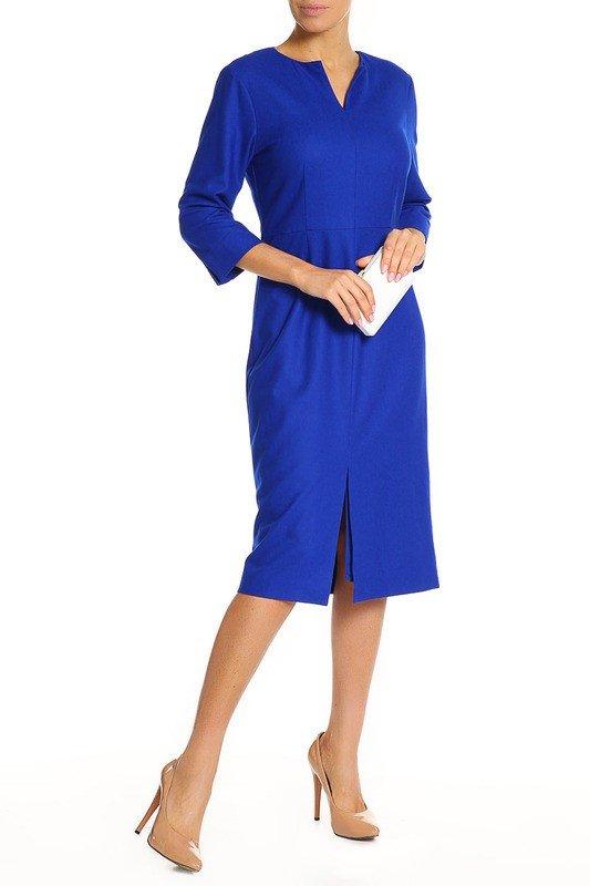 стильное платье яркое